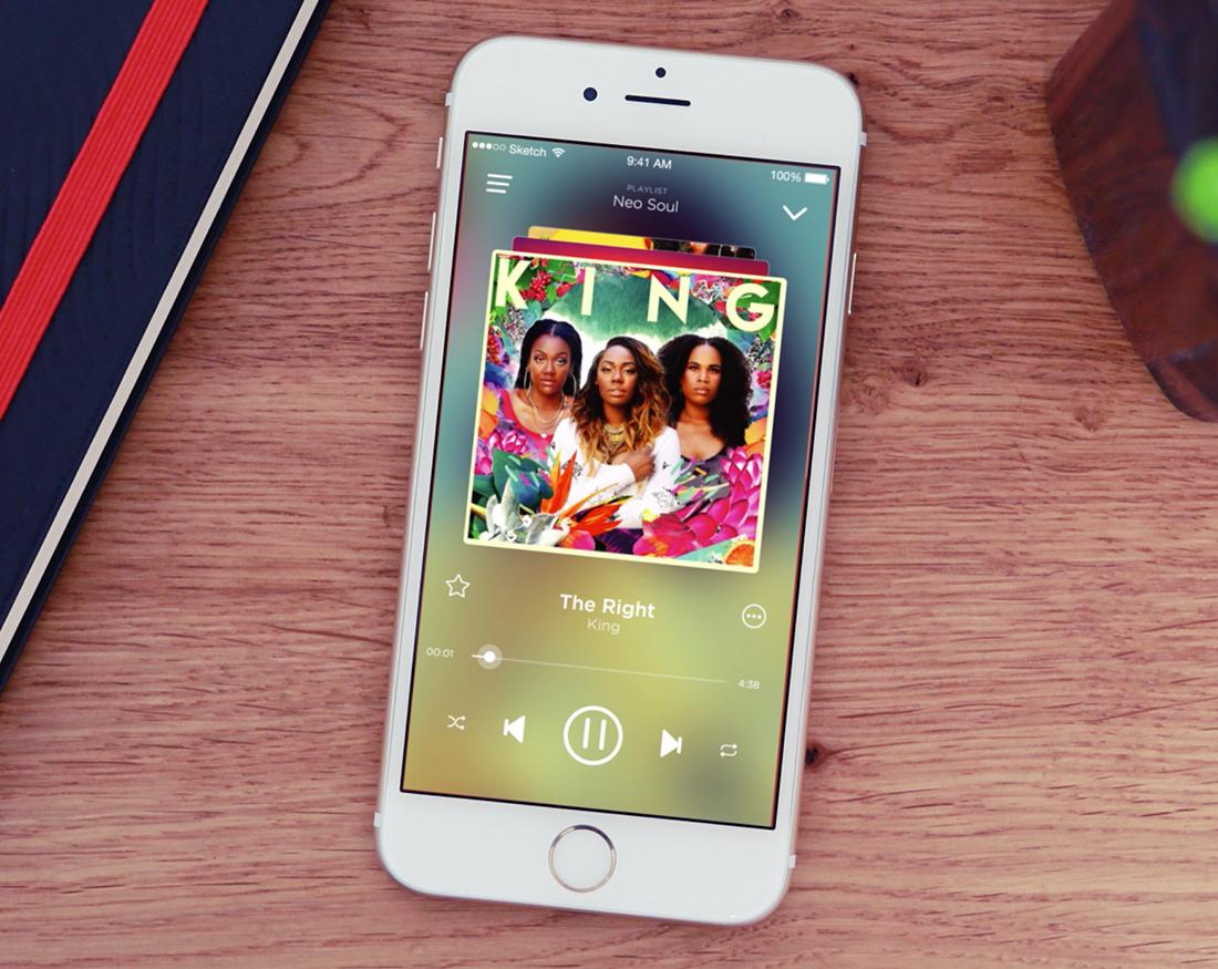 Music App Cover